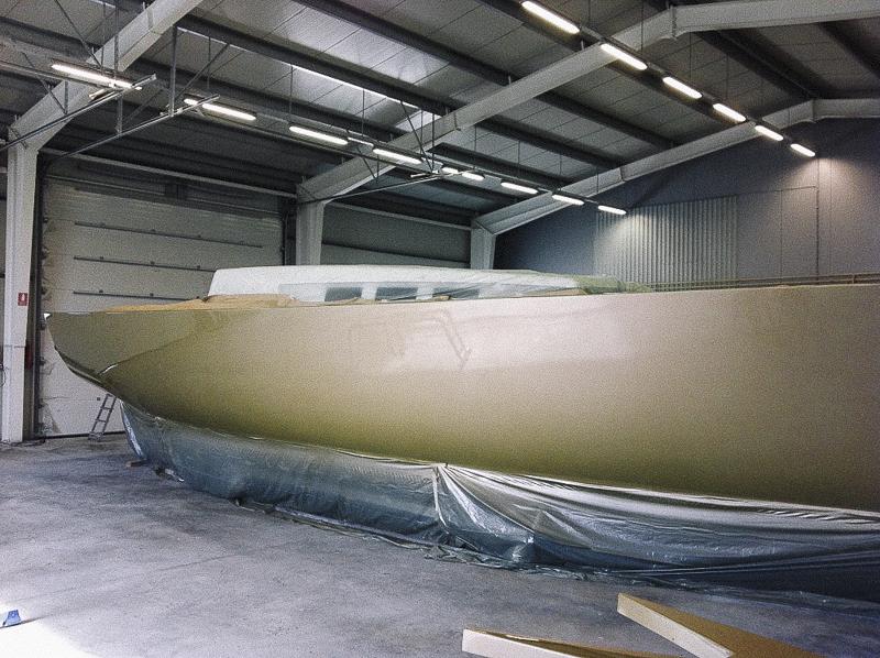 Schäfer Yacht D38 AWLGRIP