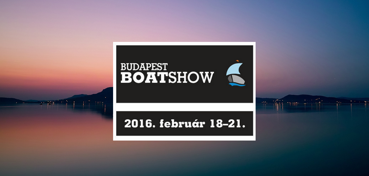 Budapest Boat Show 2016