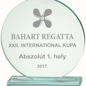 XXII. International Kupa 20 17 – Bahart Regatta