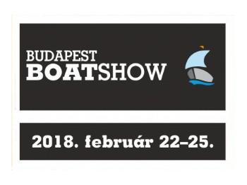 Ricky Sport Keszthely, International hajófesték, Boatshow 2018 Budapest