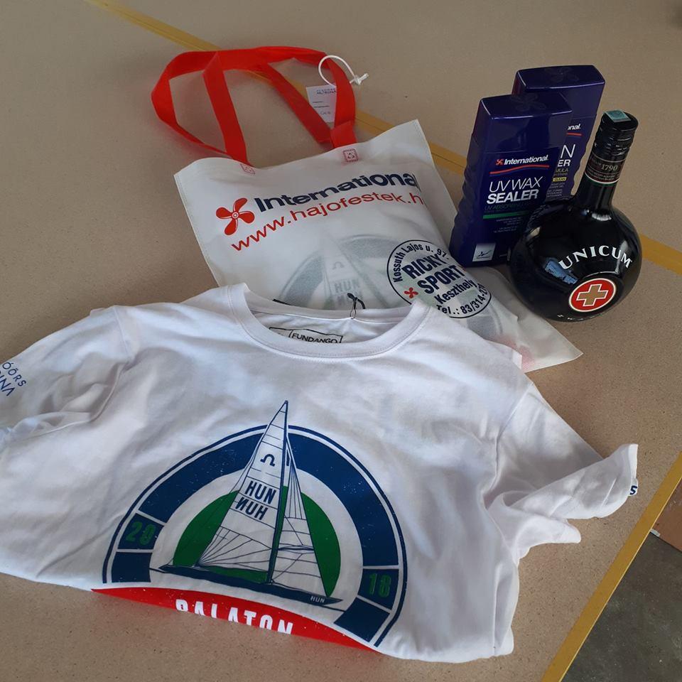 Soling europabajnokság Alsóörs - International hajófestékek Keszthely Rickysport