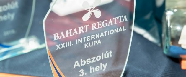 XXIII. International Kupa 2018. szeptember 9-én Balatonbogláron, Ricky Sport Keszthely