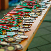 XXIV. International Kupa – Fortély győzelemmel