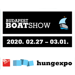 Budapest Boatshow 2020 International Hajófesték, Ricky Sport Keszthely
